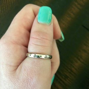 Anchor of Hope James Avery Ring
